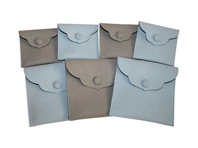OEM Personalized Leather Pouch Packaging Suppliers